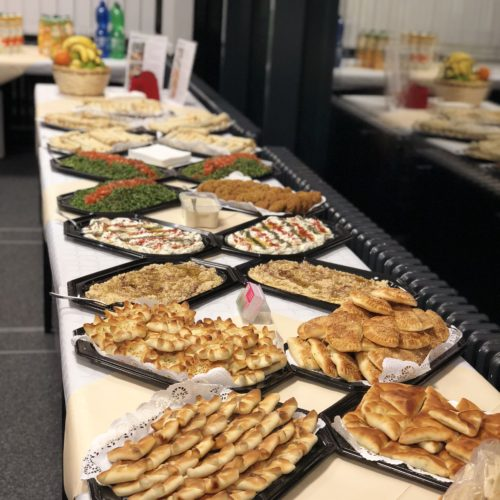 Fingerfood Catering ala RefuEat
