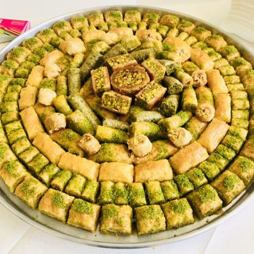 syrische Baklava (Blech 50cm)