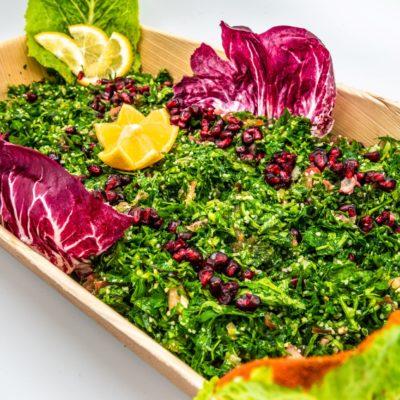 Tabuleh Salat (vegan)